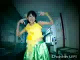 Japanese idol sing 「Dschinghis Khan」