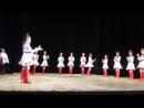 ансамбль современного танца АРАБЕСК-танец Калинка
