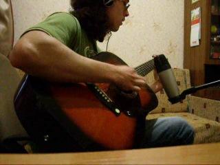 S.A.M. - Міцніш тримай (запис акустичної гітари)