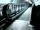 По траволатору петербуржцы будут перемещаться по тоннелю к станции «Спортивная-2».