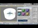 8 VRay Studio Lighting Chrome