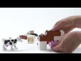 LEGO Duplo - Строим животных для фермы