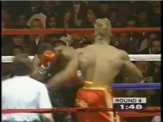 1995-03-24 Marion Wilson vs Shannon Briggs