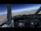 Перелет из Новосибирска в Гонконг   FSX   PMDG 737-800NGX   UNNT-VHHH