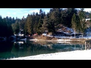 Lago di Cadore. Calalzo