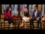 Idina Menzel - Live With Kelly And Michael (12/12/14)