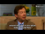 Super Soul Sunday Eckhart Tolle talks to Oprah 2012 (russian translation)