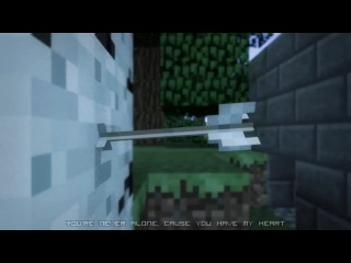 ♪ 'never let you go' - minecraft parody of let her go (minecraft song & animatio_high