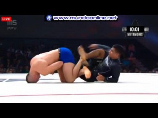 Jt torres - rory macdonald. metamoris 5. (джей ти торрес - рори макдональд. метаморис 5).