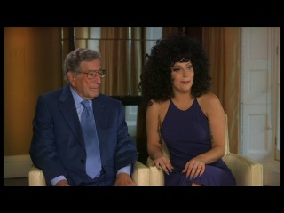 Tony Bennett & Lady Gaga — Интервью на «BBC Breakfast»