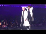 """[Фанкам] 140906 2РМ - I'm Your Man & Merry Go Round (Chansung focused) @ JYP NATION """"ONE MIC"""" in Japan"""