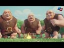Clash of Clans - Official Trailer TV Commercial (RUS)