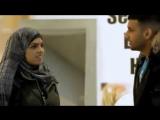 Посмотрите какова реакции не мусульманских девушек когда отдели Хиджаб ( платок ) в первый раз !