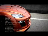 Mazda RX-8 A.C.E_ Auto Craft, wide body kit
