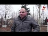 Углегорск / Oполченцы выводят из города мирное население / oпубликовано 03.02.15
