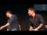 JIB2013- Панель Дженсена и Миши #3 (церемония закрытия) [rus subs]