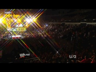 (WWEWM) WWE Monday Night Raw 15.08.2011: Triple H & Alberto Del Rio Promo
