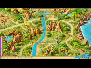 Геймплей игры Золотая лихорадка 2 - Калифорния