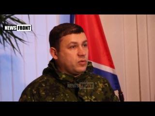 Сообщение от Виталия Киселева, заместителя министра обороны ЛНР.
