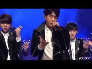 [FANCAM]150117 INFINITE - Back @ The 21th Korean Ent. Arts Awards Sunggyu