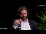between two ferns with zach galifianakis: brad pitt — rus sub