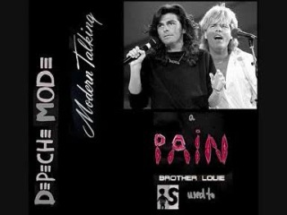 Modern Talking vs Depeche Mode - A Pain Brother Louie is Used To (Dj Giac Bootleg)
