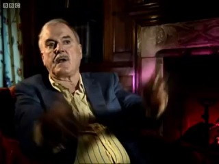 Beating the car - exclusive john cleese interview - fawlty towers - bbc