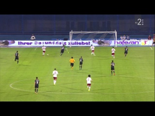 Dinamo (Z) - Salzburg 1-5, Kampl (0-2), 06.11.2014. HD