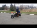 SSF- стант калуш -KTM Duke 125