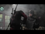 BATMAN vs DEADPOOL!! - Бэтмен против Дэдпула (Rus by Миёк и Риська) - YouTube_0_1423838492542