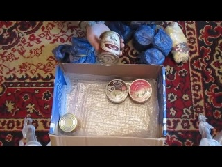 Maxim Sakulevich Unboxing посылки Подарка от Николая