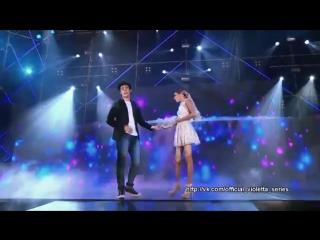 Виолетта 3 сезон 80 серия - КОНЦЕРТ - ПЕСНЯ ВИОЛЕТТЫ И ЛЕОНА - Mp4 - 360p