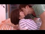 KOREAN HOT KISS Just You drama Bed Scene