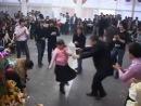 Маленькая Девочка Порвала всех в Лезгинке. 2013