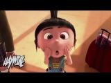 Сцена из мультфильма