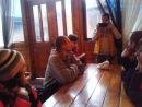 Аскеза в Абхазском ресторане. Напряжённая внутренняя больба с чувством голода:)