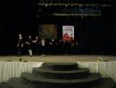 Постановка танца Башкирские наездницы репетиция