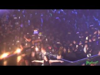 [Fancam] Junho - Nobody's Business @ JYPNation in BKK