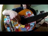 Guitar String on GoPro Hero 3+ (120fps)