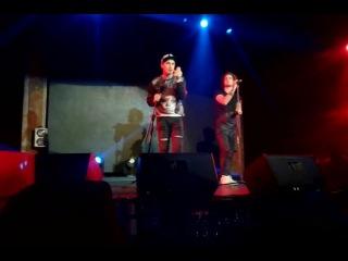 Дантес и Олейник - Стая ( Клуб Palladium 07.11.14)