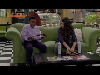 Дом призраков семьи Хэтэуэй (1 сезон: 26 (2) серия из 26) / The Haunted Hathaways [2013] (Nickelodeon)