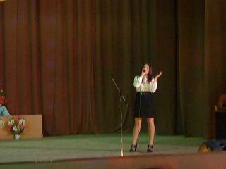 Фестиваль Окрилені піснею Бабина Анастасія