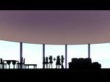 Игровое гиперпространство Нептунии 9 серия [Озвучка KiranoTea] / Choujigen Game Neptune The Animation 09 [vk]