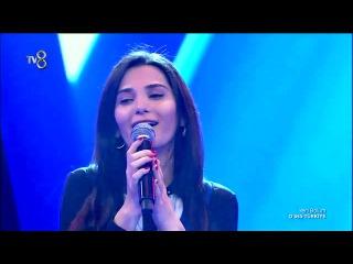 O Ses Türkiye Tamara Muradova Yalgızam Yalgız (4.Sezon 5.Bölüm)