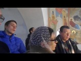 Херувимская Песнь_ Мужской Хор под упр.Регента Юлии_19.01.2015