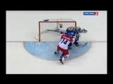 Все голы олимпийского турнира по хоккею в Сочи-2014 (мужчины) (русский комментарий вживую и не только) (часть 2)
