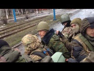 Российские наемники собрались на Углегорск. Армия веселых бурятов