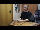 Прокопенко Дарья, перед сдачей в музыкальном колледже им. Глинки, 18.12.14