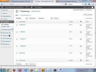 WordPress Уровень 1 Создание сайта - Знакомство с WordPressЧ1-4