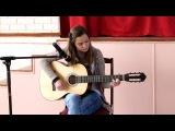 а мы не ангелы парень,кавер,девушка красиво поет,играет на гитаре,крутой голос,красиво спела,талантливая девушка